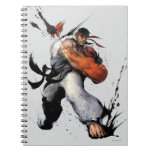 Ryu Punch Spiral Note Books