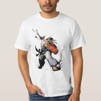 Ryu Punch T-Shirt