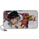 Ryu que ata la venda portátil altavoces
