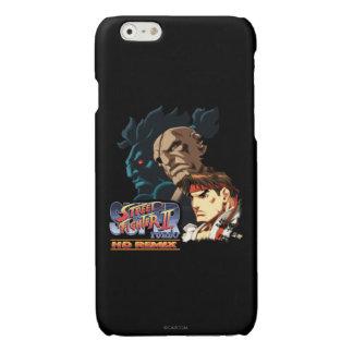 Ryu, Sagat & Akuma Glossy iPhone 6 Case