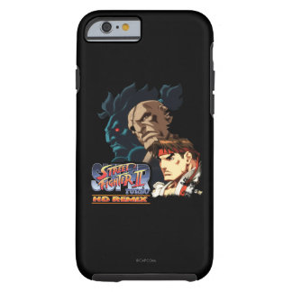 Ryu, Sagat & Akuma Tough iPhone 6 Case