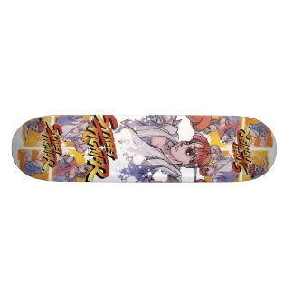 Ryu Skateboard Deck