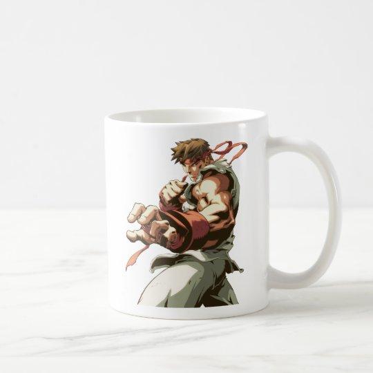 Ryu Stance Coffee Mug