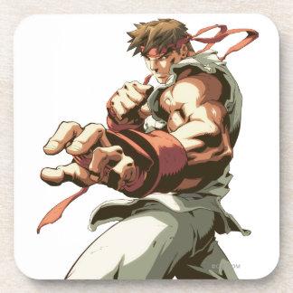Ryu Stance Drink Coaster