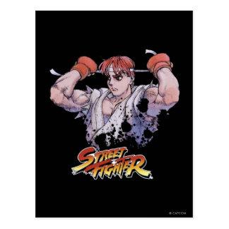 Ryu Tarjeta Postal