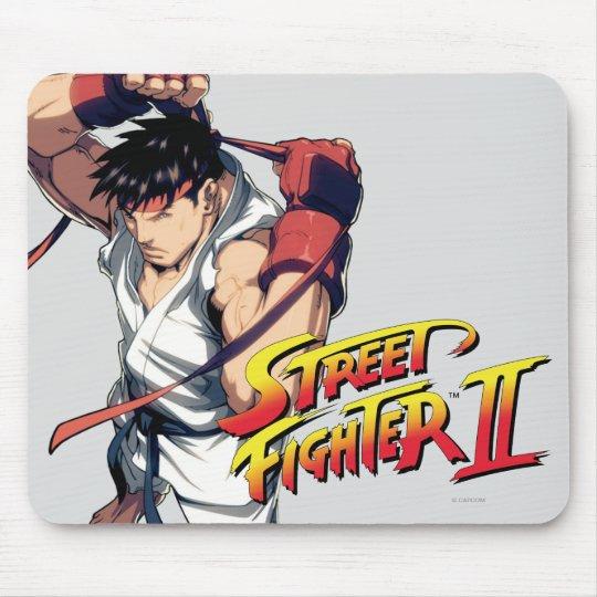 Ryu Tying Headband Mouse Pad
