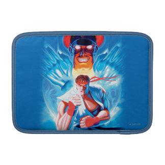 Ryu Versus Bison Sleeve For MacBook Air