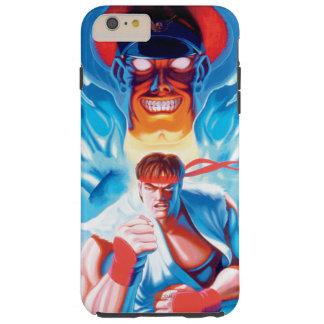Ryu Versus Bison Tough iPhone 6 Plus Case