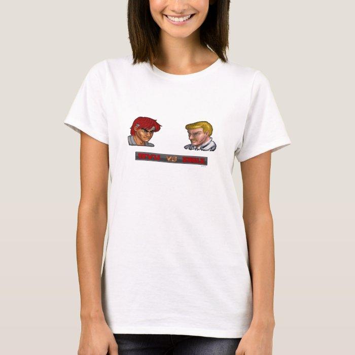 Ryu Vs Eagle T-Shirt