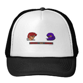 Ryu Vs Geki Trucker Hat