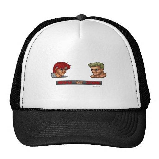 Ryu Vs Joe Trucker Hat