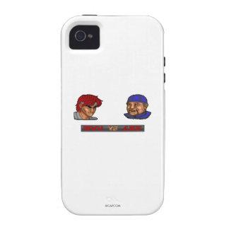 Ryu Vs Lee 2 Vibe iPhone 4 Cases