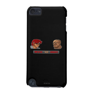Ryu Vs Sagat 2 iPod Touch (5th Generation) Cover