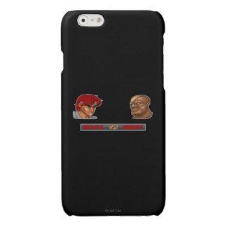 Ryu Vs Sagat 2 Glossy iPhone 6 Case