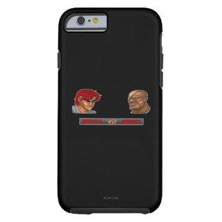 Ryu Vs Sagat 2 Tough iPhone 6 Case