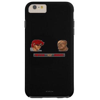 Ryu Vs Sagat 2 Tough iPhone 6 Plus Case