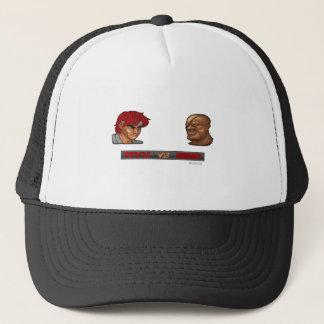 Ryu Vs Sagat Trucker Hat