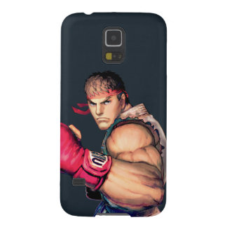 Ryu with Fist Raised Galaxy S5 Case