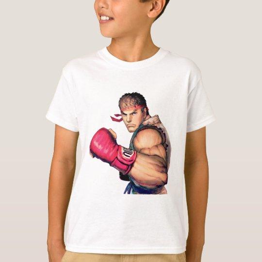 Ryu with Fist Raised T-Shirt