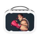 Ryu with Fist Raised Yubo Lunchbox