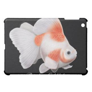 Ryukin Fantail Goldfish Customizable iPad Mini Cover