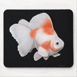 Ryukin Fantail Goldfish Mousepad