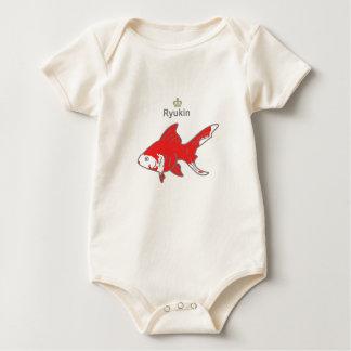 Ryukin g5 baby bodysuit