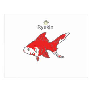 Ryukin g5 postcard