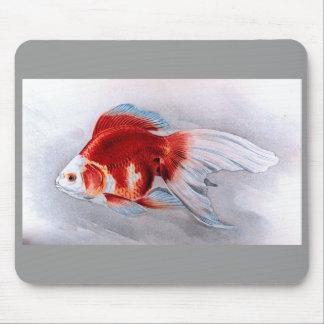 Ryukin goldfish mouse pad