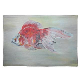 Ryukin Goldfish Placemat