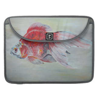Ryukin Goldfish Sleeve For MacBooks