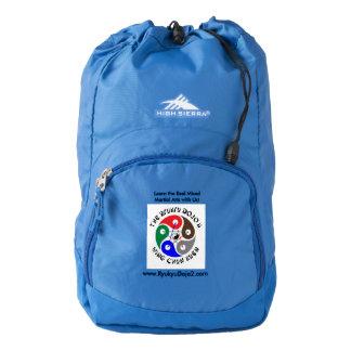 Ryukyu Dojo II High Sierra Backpack, Blue High Sierra Backpack