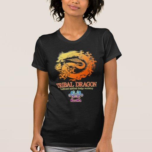 ryuu 2 tribales camisetas