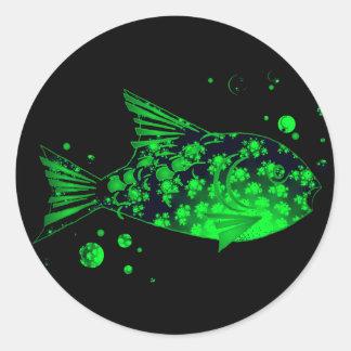 Ryuu Fin Deep Stickers