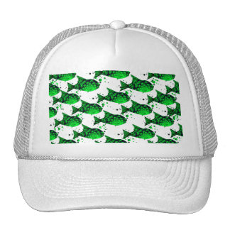 Ryuu Fin School Cap Trucker Hat