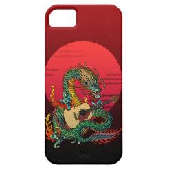 Ryuu Guitar 01 iPhone 5 Cases