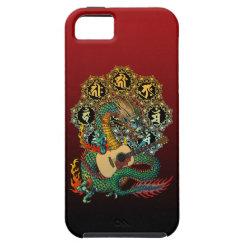 Ryuu Guitar 02 iPhone 5 Covers
