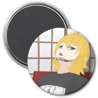 Ryuunosuke Bothered Magnet