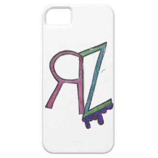 RZ dripped logo case