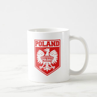 """Rzeczpospolita Polska"" Republic of Poland Eagle Coffee Mug"