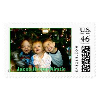 S1010080, Jacob,Hunter,Kirstin Postage Stamps