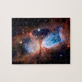 S106 Star Forming Region in Cygnus Jigsaw Puzzle