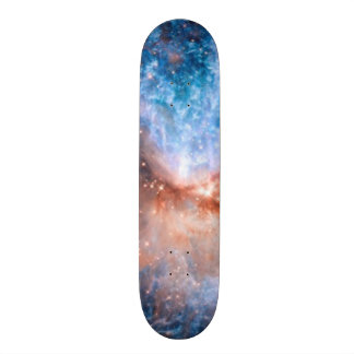 S106 Star Forming Region in Cygnus Skateboard