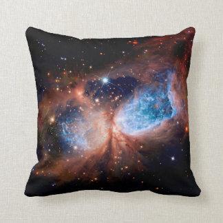 S106 Star Forming Region in Cygnus Throw Pillow