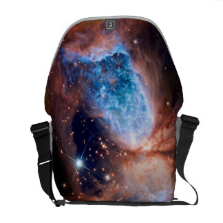 S106 Star Forming Region - NASA Hubble Space Photo Courier Bag