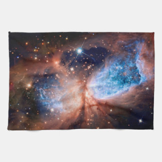 S106 Star Forming Region - NASA Hubble Space Photo Hand Towel