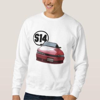S14 Front Crew Neck Sweater