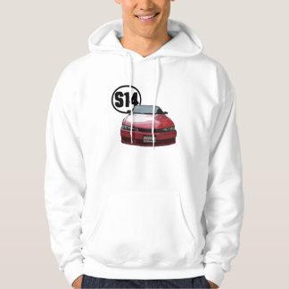 S14 Front Hooded Sweatshirt