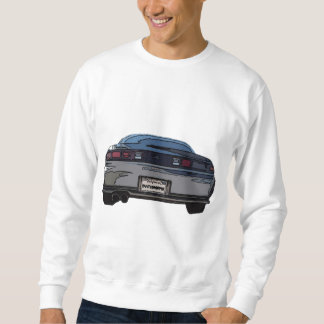 S14 Rear Crew Neck Sweater