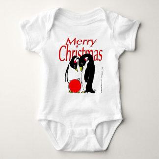 s17 Christmas Penguins Tee Shirts